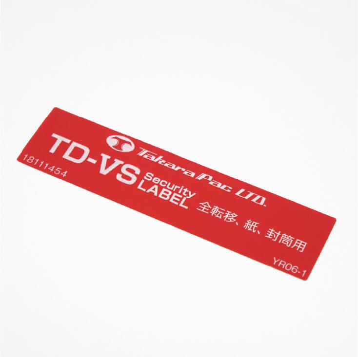 TD-ⅤSラベル(全転移)1